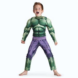 Изображение Costume Hulk pour enfants