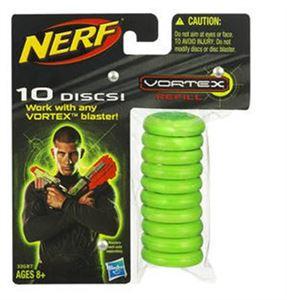 Bild von Hasbro - NERF Vortex – Recharge – 10 Disques