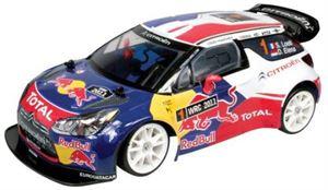 Bild von Nikko Radio Commande Véhicule Miniature Citroen DS3 WRC New Generation Echelle 1-14e