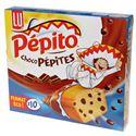 Изображение Biscuit Pépito Lu Choco Pépites 300g