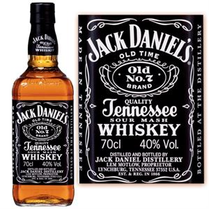 Immagine di JACK DANIEL'S whisky 70cl